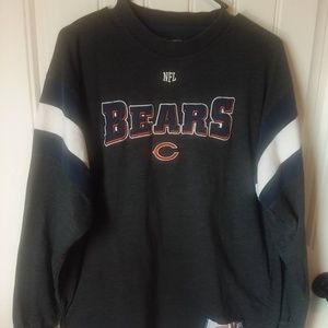 Chicago Bears Gray Sweater Size Large